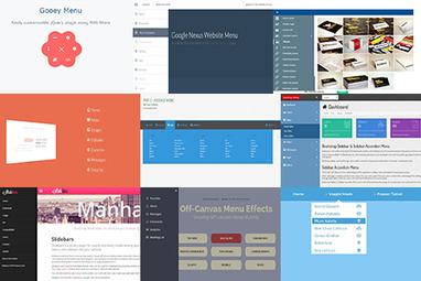 45+ Outstanding jQuery Menu Examples & Plugins | wpfreeware | Scoop.it