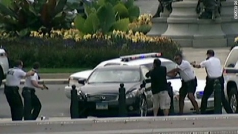 Gunshots erupt near US Capitol - CNN International | Global Politcs- Current Events | Scoop.it