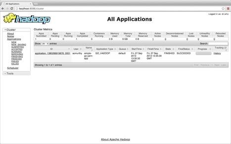 Go Hadoop! Err, Hadoop and Go. - Hortonworks | Data Analytics | Scoop.it