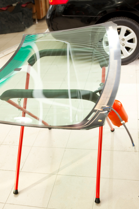 How to Replace a Broken or Cracked Windshield | Los Angeles Mobile Glass | Scoop.it