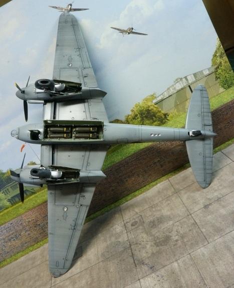 1/72 De Haviland Mosquito B.Mk.IV/Tamiya+Pavla - Ready for Inspection - Aircraft | History Around the Net | Scoop.it