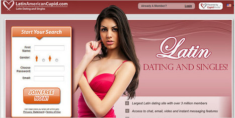 LatinAmericanCupid - Looking For A Latin Wife? Site Review | new relationships | Scoop.it