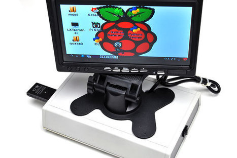 HOT Raspberry Pi DIY Mini Desktop PC Build - HotHardware | Raspberry Pi | Scoop.it