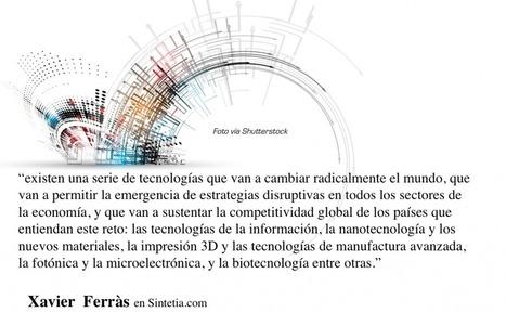 #Innovación : El fin de los sectores estratégicos | Análisis del Macroentorno Económico: | Scoop.it