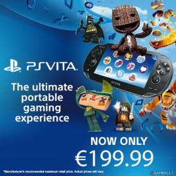 Jeux video: La PS VITA baisse de prix !! #vita | cotentin-webradio jeux video (XBOX360,PS3,WII U,PSP,PC) | Scoop.it