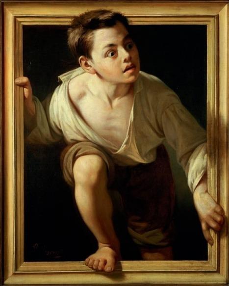 Omar Calabrese. L'arte del trompe-l'œil | Capire l'arte | Scoop.it