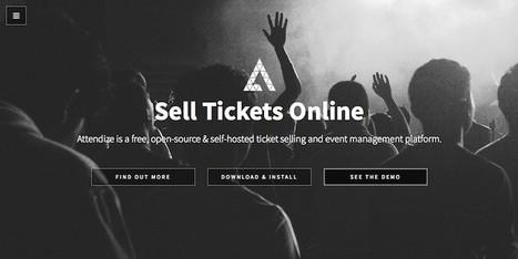 Attendize, una plataforma open-source de venta de entradas y gestión de eventos | Protocorol·lari | Scoop.it