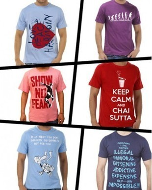 Slogan T-Shirt Ideas, Slogan T-Shirts India, Combo Offer for T-shirts Online | Other Topics | Scoop.it