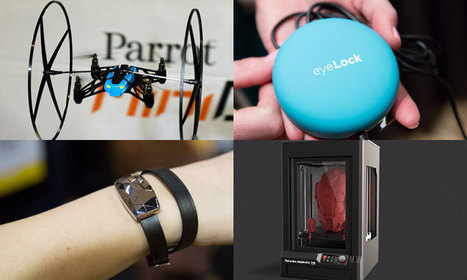 Les 10 innovations les plus marquantes du Consumer Electronic Show 2014 | Technologie - Innovation _ Mobile & Co' | Scoop.it