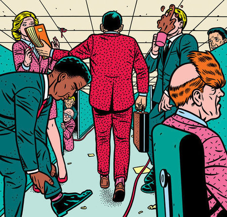 No Time to Be Nice at Work   Social networks within and across organizations   Scoop.it