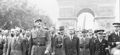 [CARTE INTERACTIVE] Visualisez les plaques commémoratives des morts de la Libération de Paris   Rhit Genealogie   Scoop.it