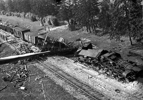 Vintage Train Wrecks | Histoire des Transports | Scoop.it