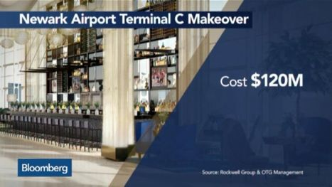 Newark Airport Turns Into a Foodie Theme Park - Bloomberg | What Would Normal People Eat | Scoop.it