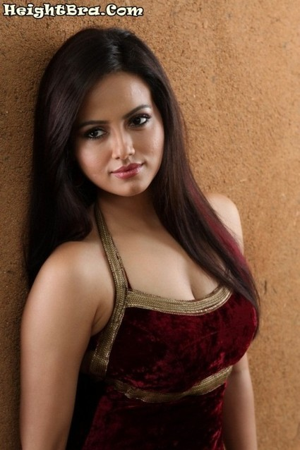 Sana Khan Height, Weight, Bra, Bio, Figure Size | HeightBra.Com | BollyWood Gossips | Scoop.it
