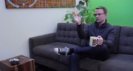 OnTheGo raises cash to bring gesture recognition to smart glasses - GeekWire | Conciergeries | Scoop.it