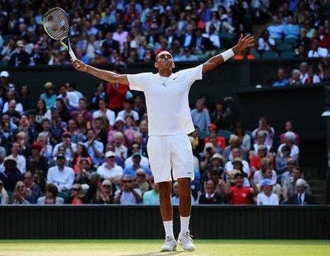 Tweet from @BleacherReport   Tennis 2014   Scoop.it