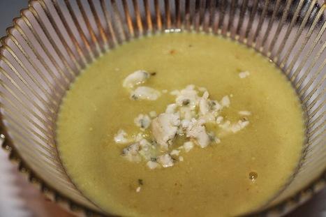 Enkla och Snabba Recept: Endiv- och päronsoppa med roquefort | Recept | Scoop.it