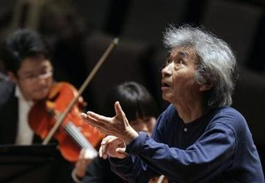 Japanese maestro Ozawa to take one-year break | Reuters | Classical Music and Internet | Scoop.it