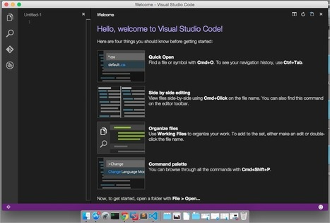Introducing Visual Studio Code for Windows, Mac, and Linux - Scott Hanselman | Lean Software Development | Scoop.it