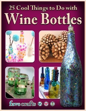 Easy To Create Wine Bottle Torches-Keep Them or Give Them as Gifts | Kids Clothing | Scoop.it