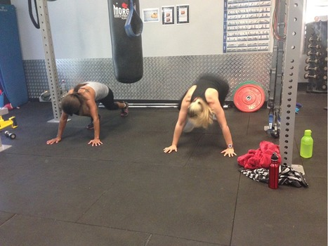 OHS in a Gym (fitness instructor) | OHS in Sports Psychology | Scoop.it