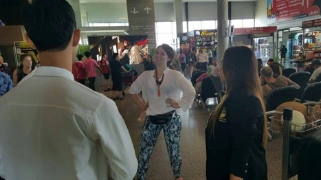 'Missing' British woman found at Krabi airport - The Nation | Book Bestseller | Scoop.it