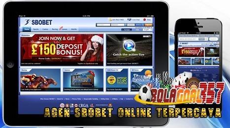 AGEN SBOBET TERPERCAYA | Agen Judi Bola Casino Poker Togel Online Terpercaya | Bandar Judi Online Terpercaya | Scoop.it