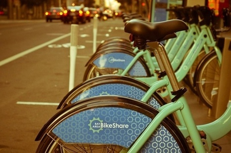 The Simplest Way to Get People Biking | Social & Ethical Issues in Marketing - Fall 2013 | Scoop.it