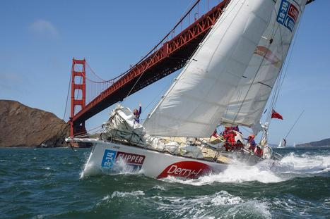 Clipper Race marketing expert to reveal tips for global success | Irish Marketing | Scoop.it
