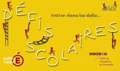 Défis scolaires | TICE, Web 2.0, logiciels libres | Moisson sur la toile: sélection à partager! | Scoop.it