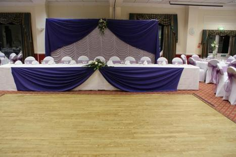 The perfect day for perfect wedding decorations | Hire Wedding Chair Covers & Decorations | Scoop.it