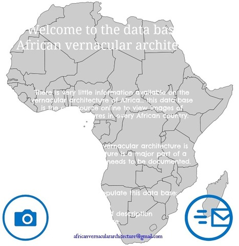Home - Africa vernacular architecture | cultural anthropology | Scoop.it
