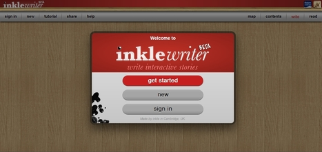 inklewriter | English Stuff | Scoop.it