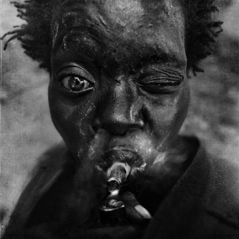 [Photographie] Les portraits de Lee Jeffries | tANkRed | Scoop.it