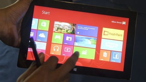 Microsoft brade sa tablette Surface Pro | Actus Lenovo France | Scoop.it