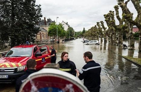 Liberation: La Seine a été placée en vigilance orange à Paris.   Valorisation et médiation culturelles   Scoop.it