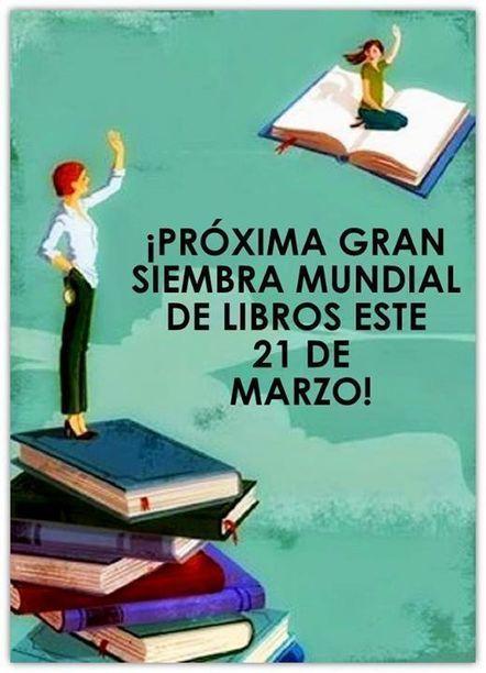 21 de marzo: Primera siembra mundial de libros | Bibliotecas Escolares Argentinas | Scoop.it