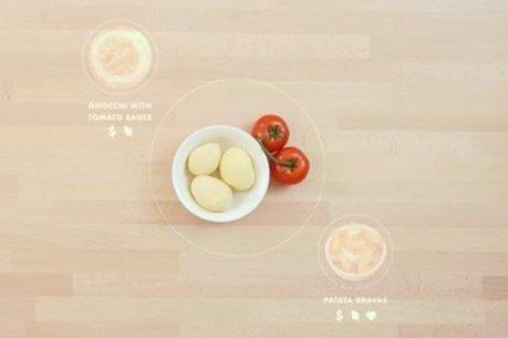 Vidéo : Ikea invente la table de cuisine connectée de 2025 | Objets connectés | Scoop.it