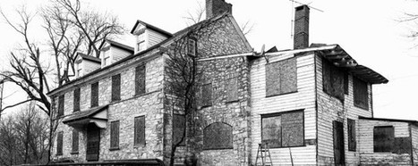 Abandoned Livingston Colonial House | Exploration: Urban, Rural and Industrial | Scoop.it
