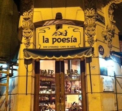 Cafe La Poesia   Buenos Aires Tours   MAR DE PALABRAS   Scoop.it