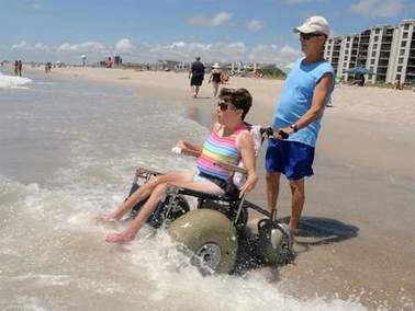 Beach towns push to be accessible to all - StarNewsOnline.com | Accessible Tourism | Scoop.it