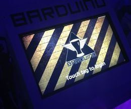 RFID touch screen Automated Bar - Barduino v2.0 with Facebook Integration! | Open Source Hardware News | Scoop.it
