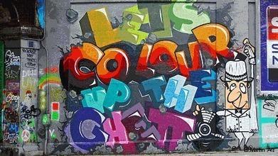 Spraying street art history on Munich's walls | Art & Architecture | Art | Scoop.it