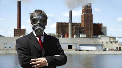 Positive Association found between air pollution and suicide   alternative health   Scoop.it