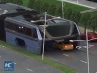 Chińczycy wpadli na pomysł niezwykłego autobusu | Znalezione w Sieci | Scoop.it