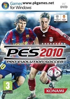 Pro Evolution Soccer 2010 Highly Compressed 13 MB - PKHACKER.COM | best idears | Scoop.it