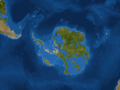 Rising Seas - Interactive: If All The Ice Melted | Aardrijkskunde | Scoop.it