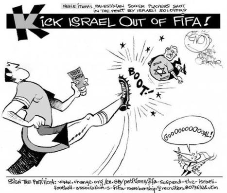 FIFA - RETIRADA de Moción de PALESTINA contra Israel, fue la Moneda de Cambio que supuso la Reelección de Blatter | La R-Evolución de ARMAK | Scoop.it