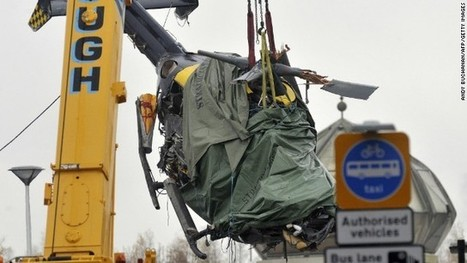 Scottish copter crash: Grim search yields 9th body   Assignment 3   Scoop.it