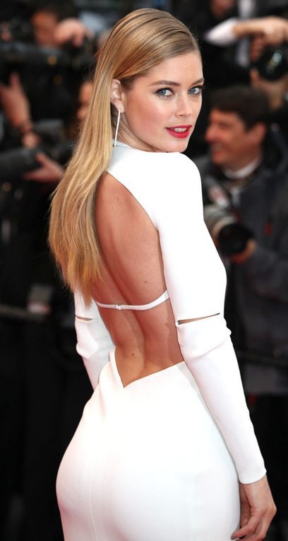 Doutzen Kroes hot fashion dresse | Celebrities in Bikini images | Hot celebrities and actresses | Scoop.it